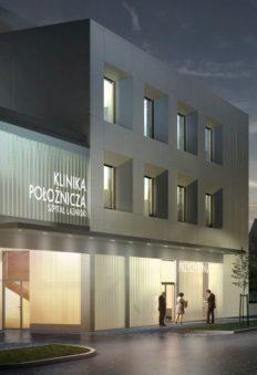 Szpital ginekologiczno-położniczy przy ul. Bogusławskiego w Poznaniu